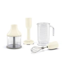 Accessoires pour mixeur plongeant HBF01 Smeg HBAC01CR Crème