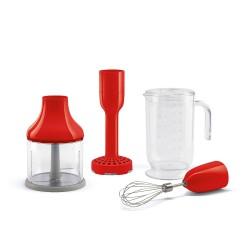 Accessoires pour mixeur plongeant HBF01 Smeg HBAC01RD Rouge