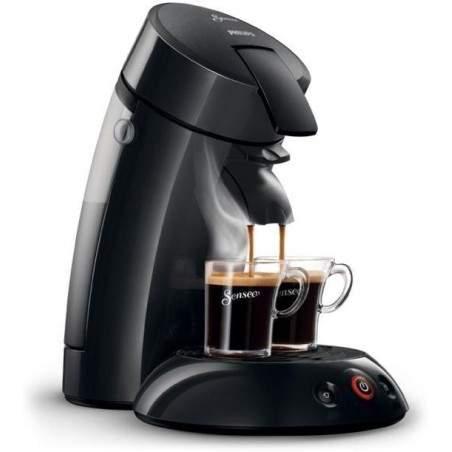 Machine à café Senseo Philips HD6553/67 Noir Corbeau