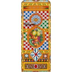 Réfrigérateur Armoire SMEG Années'50 FAB28RDGC3 Dolce - Gabbana