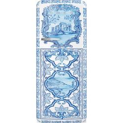 Réfrigérateur Armoire SMEG Années'50 FAB28RDGM3 Dolce - Gabbana