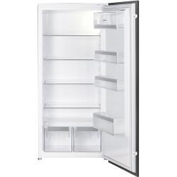 Réfrigérateur monoporte intégré SMEG S7212LS2P1 A++ 122.5cm