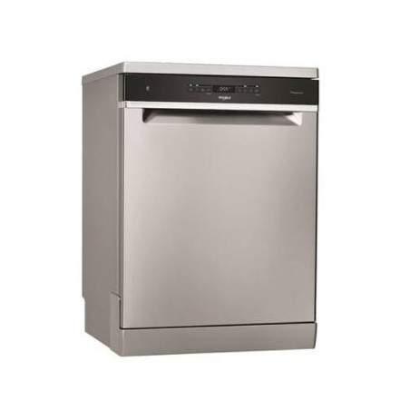 Lave-vaisselle Whirlpool autonome WFO 3T141 P X A+++-10% Inox