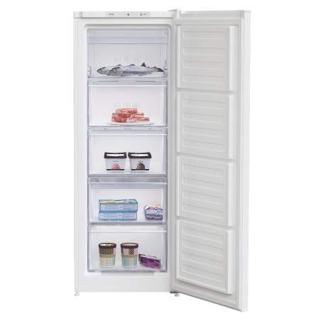 Congélateur armoire Beko A+ RFSE200T30WN 200L 145.7cm
