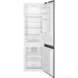 Réfrigérateur combiné intégrable Smeg C3170NF Maestro