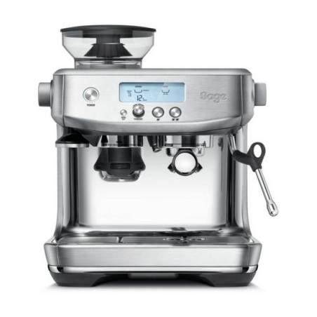 Machine à café Espresso Manuelle Sage SES878BSS4 Barista Pro