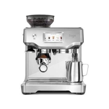 Machine à café Espresso Manuelle Sage SES880BSS4 Barista Touch