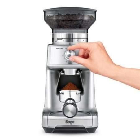 Moulin à café Sage BCG600SIL2 Dose Control Pro