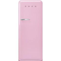 Réfrigérateur Armoire SMEG Années'50 FAB28RPK3 Rose