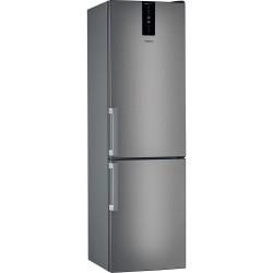 Réfrigérateur combiné bottom Whirlpool No Frost W7 832T MX H A+++