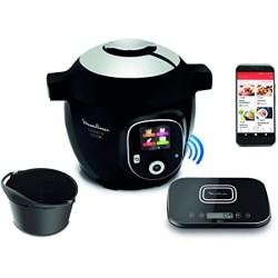 Cookeo connect Moulinex CE859800 1600w 200 recettes Noir