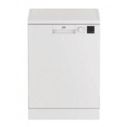 Lave vaisselle pose libre Beko DVN05320W Blanc 60cm
