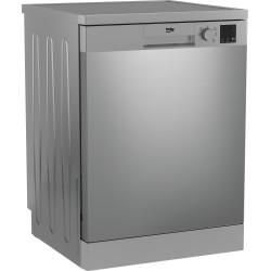 Lave-vaisselle Beko pose libre DVN05320X inox 60cm
