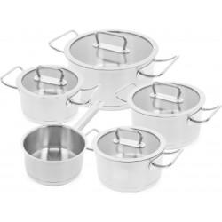 Set de casserole 5 pièces Demeyere Diverto3 SET86005