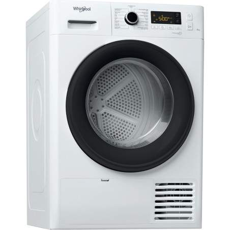 Sèche linge pompe à chaleur 8KG A+++ WHIRLPOOL FTBEM118X3B