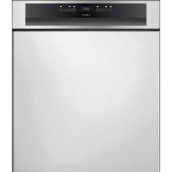 Lave-vaisselle intégré avec bandeau Whirlpool WBO 3T133 PF X