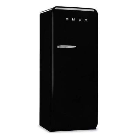 Réfrigérateur Armoire SMEG Années'50 FAB28RBL3 Noir