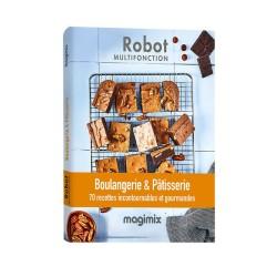 Livre Magimix Boulangerie et Pâtisserie 461337