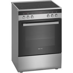 Cuisinière vitrocéramique Siemens HK9R3A250 inox