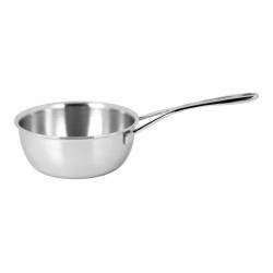 Sauteuse conique Demeyere Silver 7 65918 18 cm