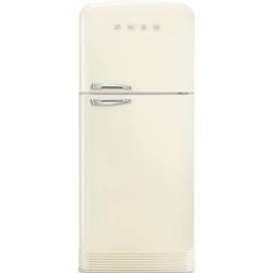 Réfrigérateur Combiné Smeg Années'50 FAB50RCR5 Crème