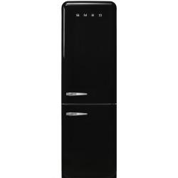 Réfrigérateur Combiné Smeg Années'50 FAB32RBL5 Noir Brillant