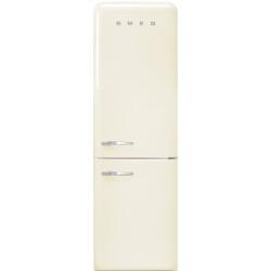 Réfrigérateur Combiné Smeg Années'50 FAB32RCR5 Crème