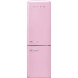 Réfrigérateur Combiné Smeg Années'50 FAB32RPK5 Rose