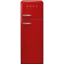 Réfrigérateur Combiné Smeg Années'50 FAB30RRD5 Rouge
