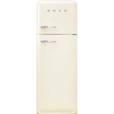 Réfrigérateur Combiné Smeg Années'50 FAB30RCR5 Crème