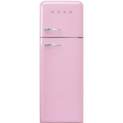 Réfrigérateur Combiné Smeg Années'50 FAB30RPK5 Rose
