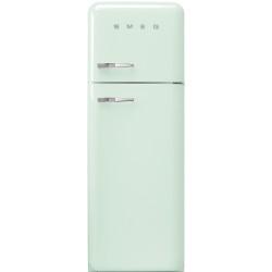 Réfrigérateur Combiné Smeg Années'50 FAB30RPG5 Vert d'eau