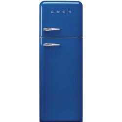 Réfrigérateur Combiné Smeg Années'50 FAB30RBE5 Bleu