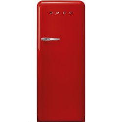 Réfrigérateur Armoire Smeg Années'50 FAB28RRD5 Rouge