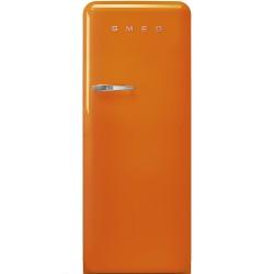 Réfrigérateur Armoire Smeg Années'50 FAB28ROR5 Orange