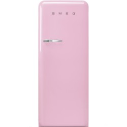 Réfrigérateur Armoire Smeg Années'50 FAB28RPK5 Rose