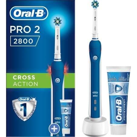Brosse à dent Oral-B Pro 2800 de Braun