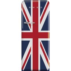 Réfrigérateur Armoire Smeg Années'50 FAB28RDUJ5 Union Jack