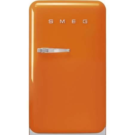 Réfrigérateur de table Smeg Années'50 FAB10ROR5 Orange