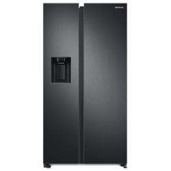 Réfrigérateur Side-by-Side Samsung RS68A8842B1/EF Noir