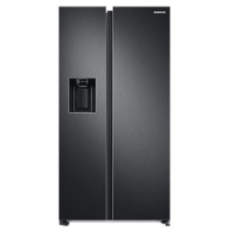 Réfrigérateur Side-by-Side Samsung RS68A8831B1/EF Noir