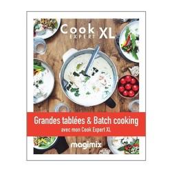 Livre Grandes Tablées et Batch Cooking Magimix 461289