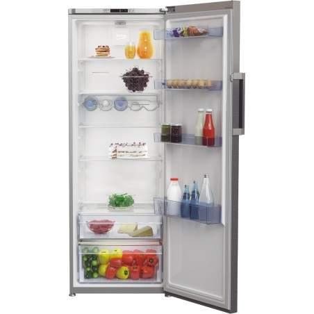 Réfrigérateur 1 porte Beko RSNE415T34XPN Inox 171.4 cm