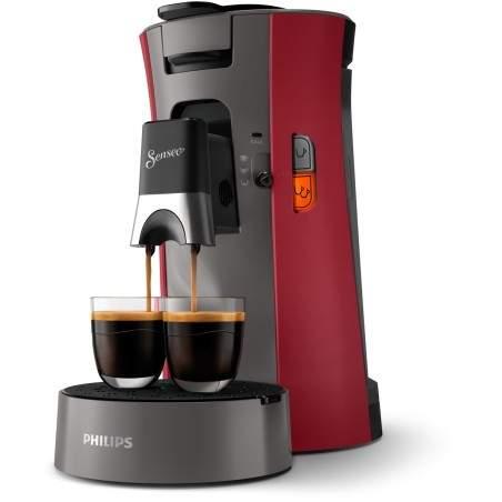 Machine à café Senseo Select Philips CSA230/90 Rouge