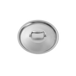 Couvercle casserole en cuivre SCS1051SI Coppercore ø 18 cm