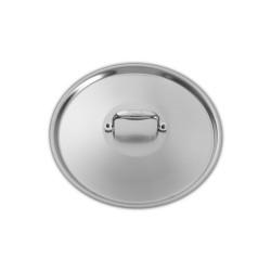 Couvercle casserole en cuivre SCS1053SI Coppercore ø 24 cm