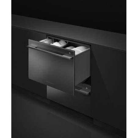 Lave-vaisselle double tiroir Fisher - Paykel DD60DDFHB9 Gun Metal