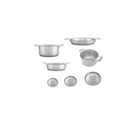 Set de casseroles cuivre Coppercore SET-PLUS-COPCOR