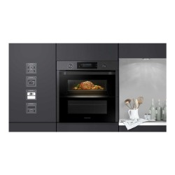 Four Samsung Dual Cook Flex NV75N5671RM/EF Black