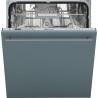 Lave-vaisselle full intégré Bauknecht BCIO 3C33 EC Classe D